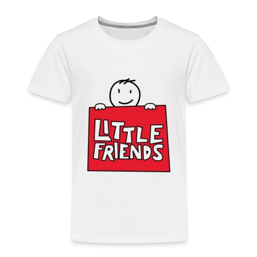 nene little friends - Camiseta premium niño