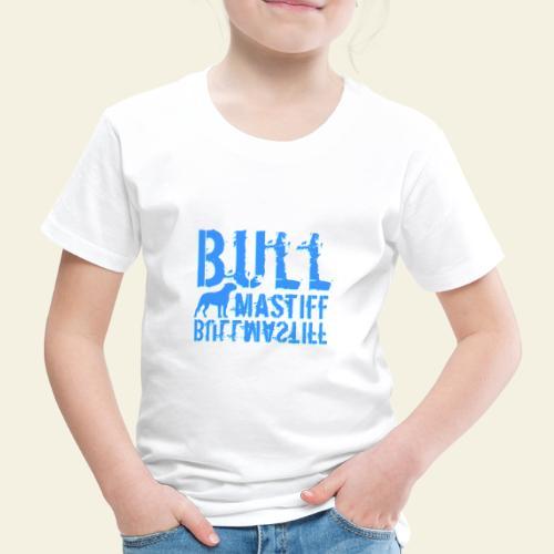 Bullmastiff Bullmastiff 2 - Lasten premium t-paita