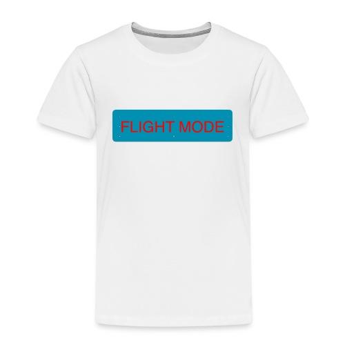 FLIGHT MODE - Premium-T-shirt barn