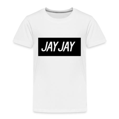 Plain JayJay Logo - Kids' Premium T-Shirt