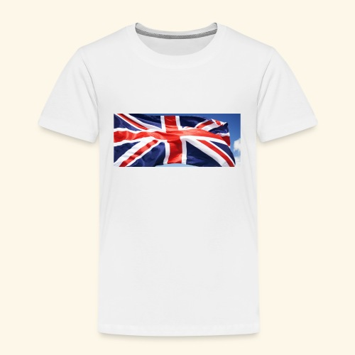 UK flag - Kids' Premium T-Shirt