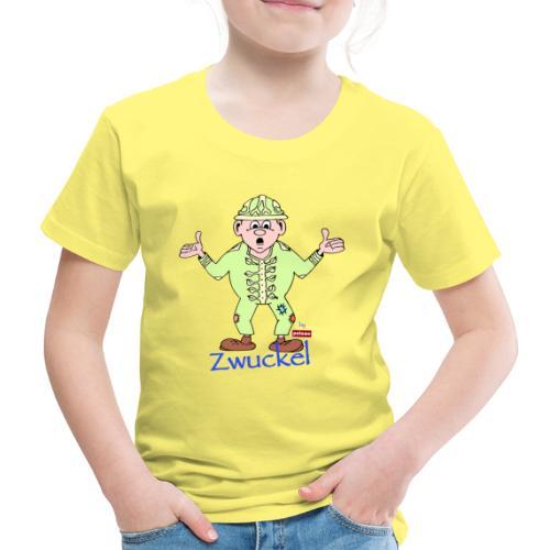 patame Zwuckel Blau - Kinder Premium T-Shirt