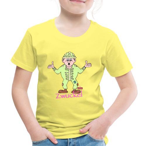 patame Zwuckel Rosa - Kinder Premium T-Shirt