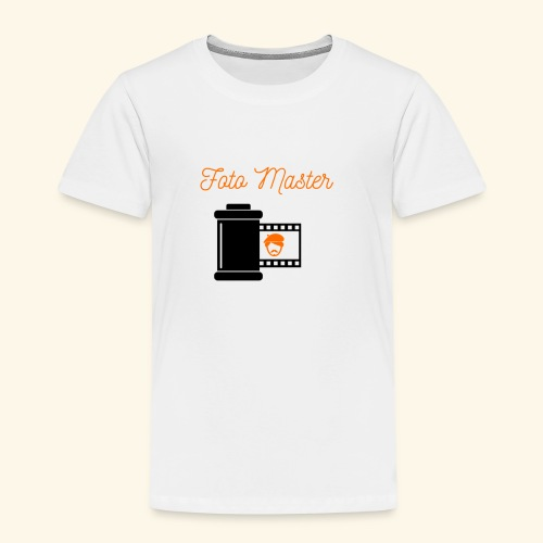 Foto Master - Børne premium T-shirt