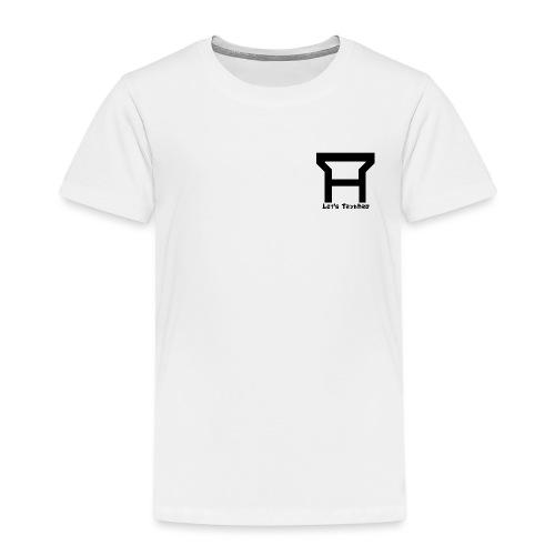 TryHard Logo - Kinder Premium T-Shirt