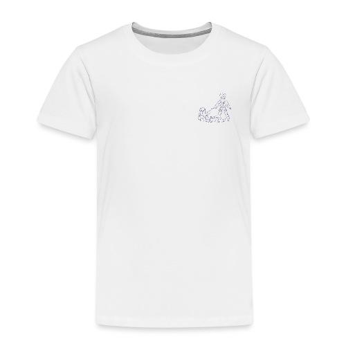Judo for fred - Premium T-skjorte for barn