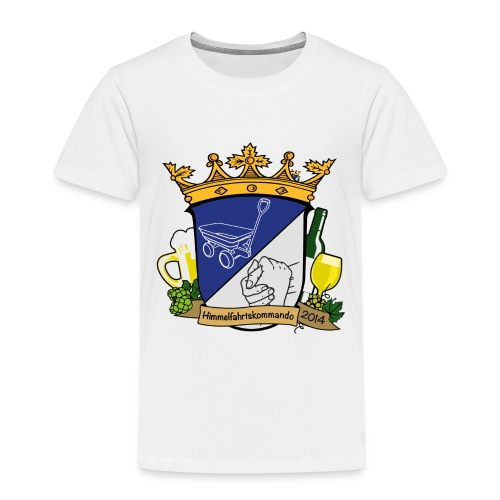 Wappen HimFahKom - Kinder Premium T-Shirt