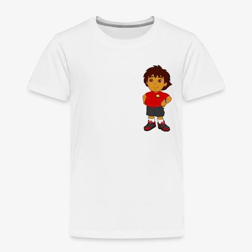Diego - Kids' Premium T-Shirt