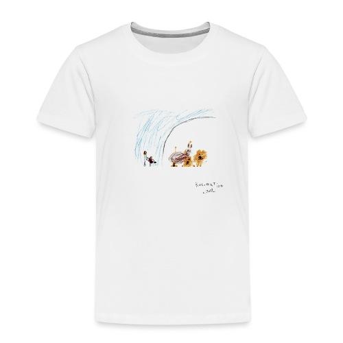 Kollektion Lara Logo - Kinder Premium T-Shirt