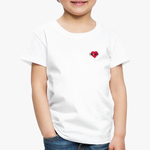 World against Loneliness - Kinderen Premium T-shirt
