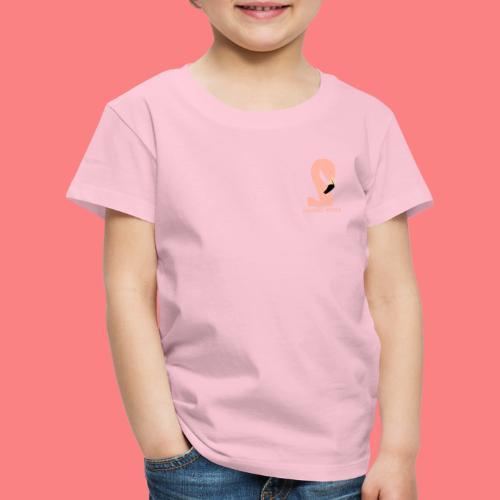 FLAMINGO - Maglietta Premium per bambini