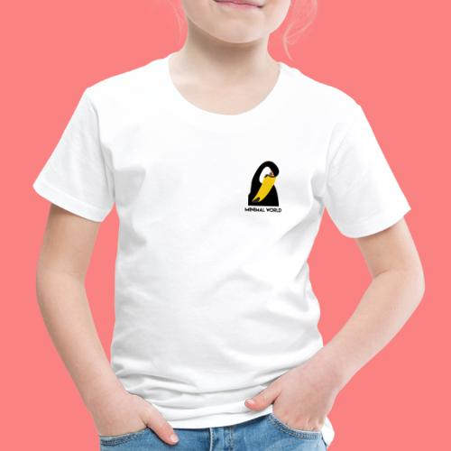 TUCAN - Maglietta Premium per bambini