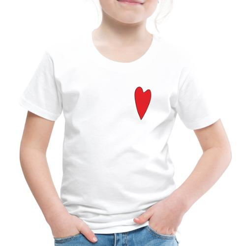 Love - Kinderen Premium T-shirt