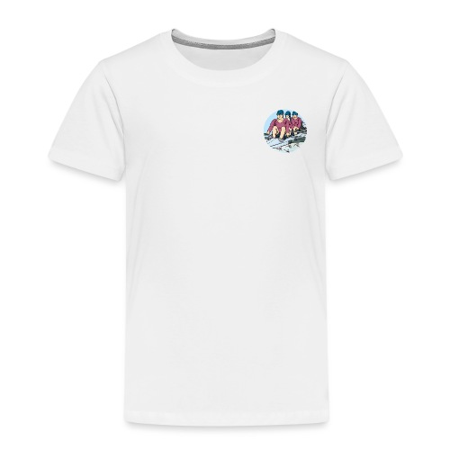 Sport Rudermannschaft - Kinder Premium T-Shirt