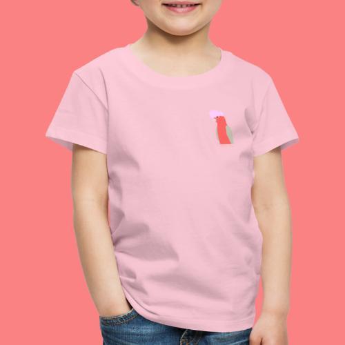 PINK CACATUA - Maglietta Premium per bambini