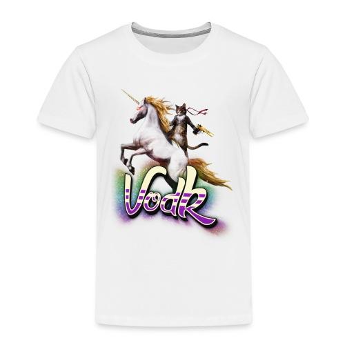 VodK licorne png - T-shirt Premium Enfant