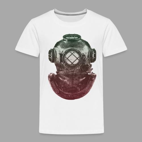 Diver - Lasten premium t-paita