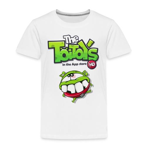 Toy Toy - Camiseta premium niño