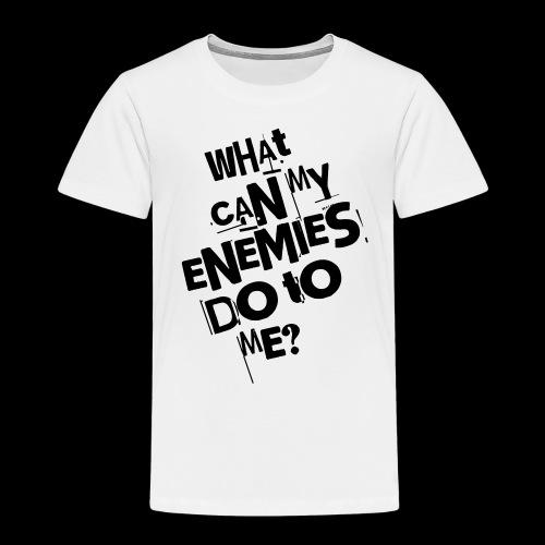 Enemies - Kids' Premium T-Shirt