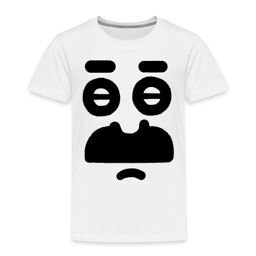 Helmi the Face – Nr. 08 - Kinder Premium T-Shirt