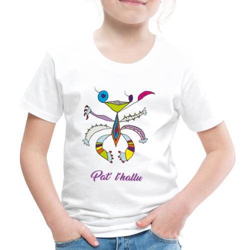 Pat' l'hallu - T-shirt Premium Enfant