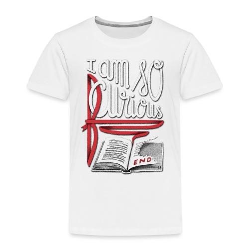 I Am So Curious Furious - Kids' Premium T-Shirt