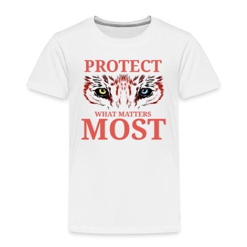 T.Finnikin Designs - Protect - Kids' Premium T-Shirt