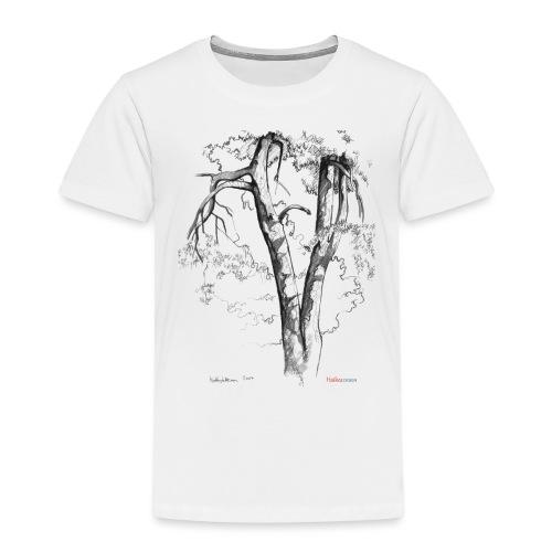 Halaus, Hug - Lasten premium t-paita
