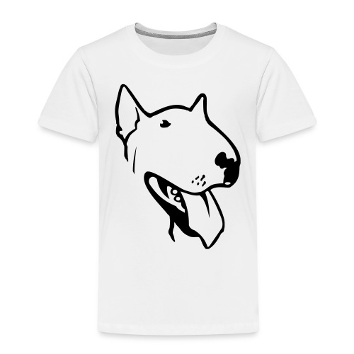 bull terrier2 - Kids' Premium T-Shirt