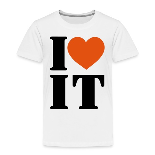 ILOVEIT - Kinderen Premium T-shirt