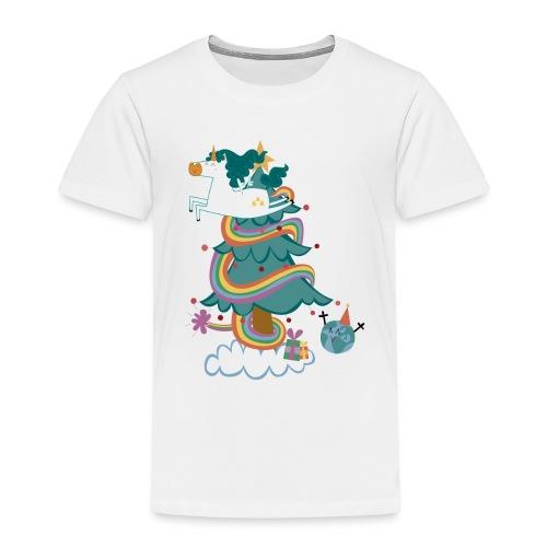 arbol-navidad - Camiseta premium niño