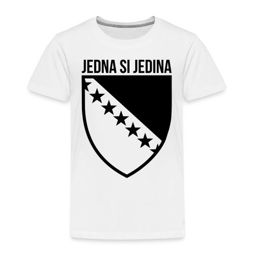 Jedna Si Jedina Bosna - Kinder Premium T-Shirt