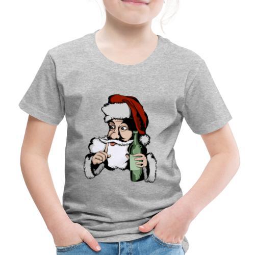 Père Noël Arrive - Santa is coming - T-shirt Premium Enfant