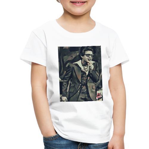 Hector Lavoe cantando - T-shirt Premium Enfant