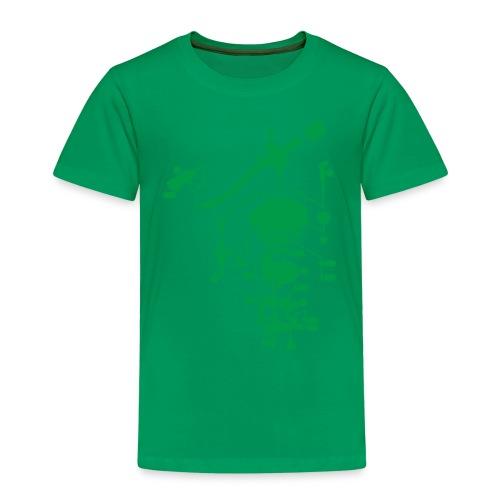 tonearm05 - Kinderen Premium T-shirt