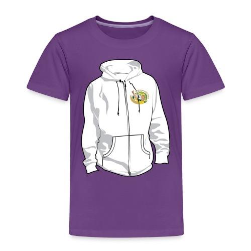 hoodyfront - Kinderen Premium T-shirt