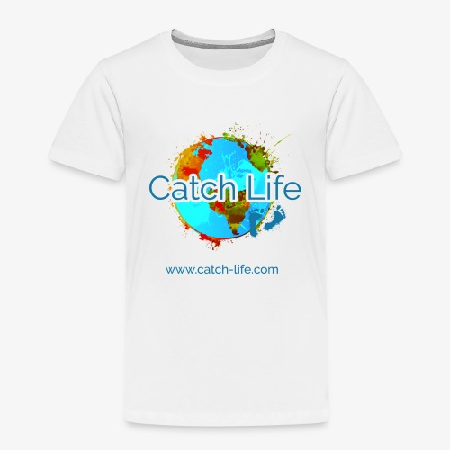 Catch Life Color - Kids' Premium T-Shirt