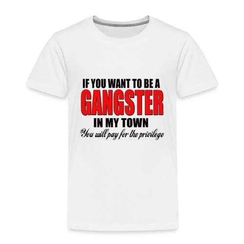 ville gangster - T-shirt Premium Enfant