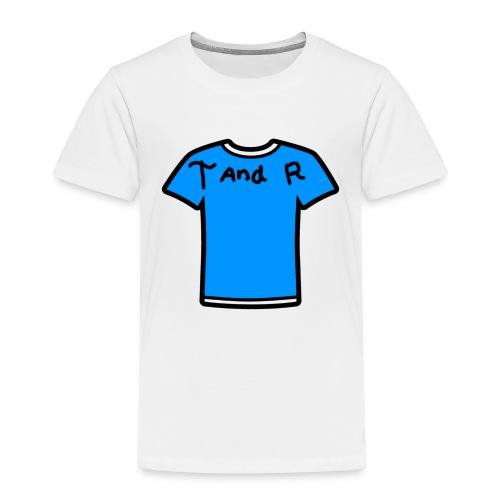 T and R - Kinderen Premium T-shirt