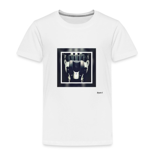 OneMic Konstwerk - Kinder Premium T-Shirt