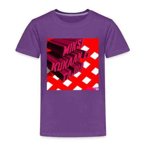 KukaaEiTajuu - Lasten premium t-paita