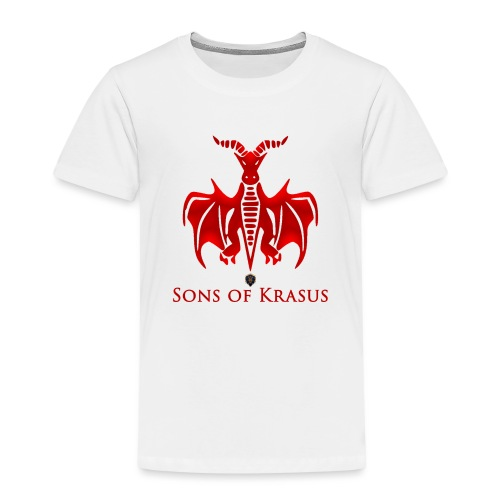 Sons of Krasus - Alliance - Maglietta Premium per bambini