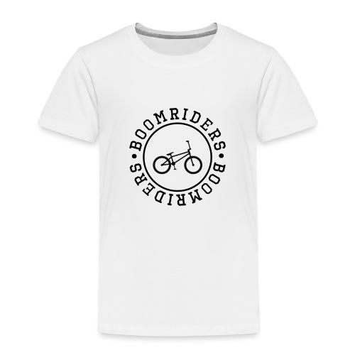 BOOM BIKE LOGO - Kids' Premium T-Shirt