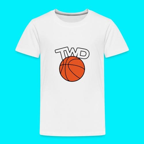 Logo TWD - T-shirt Premium Enfant