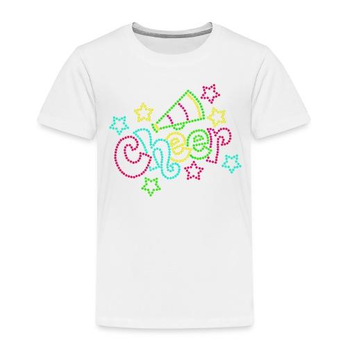 CheerBasic - Premium-T-shirt barn