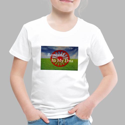 flagromaniinmydna - Premium-T-shirt barn