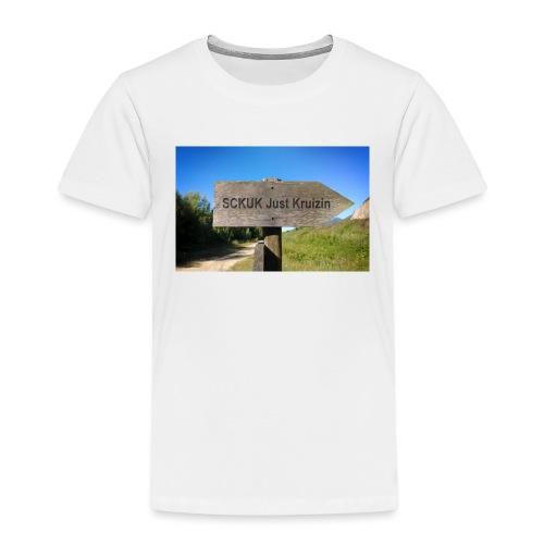 SCKUK Sign - Kids' Premium T-Shirt