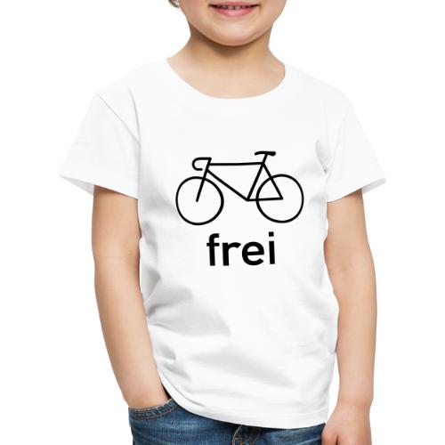 Fahrrad Frei - Rennrad - Herren / toneyshirts.de - Kinder Premium T-Shirt