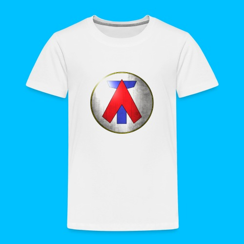 AT LOGO - Kinder Premium T-Shirt