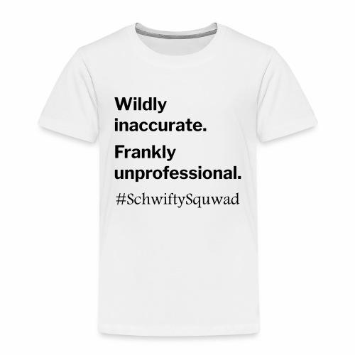 SchwiftySquwad - Kids' Premium T-Shirt